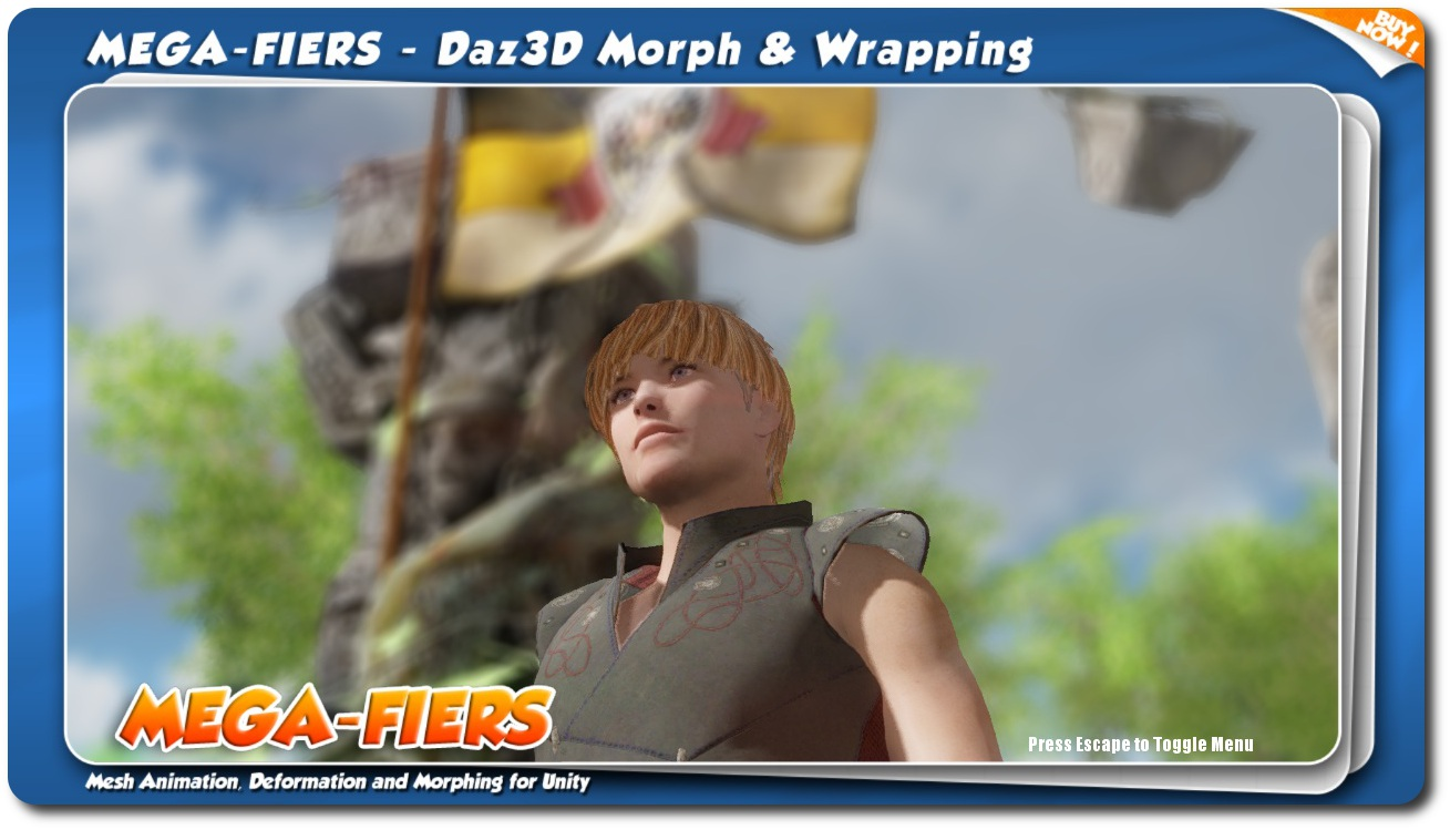 Daz3D Poser Morphs and automatic clothes wrapping - Unity Forum