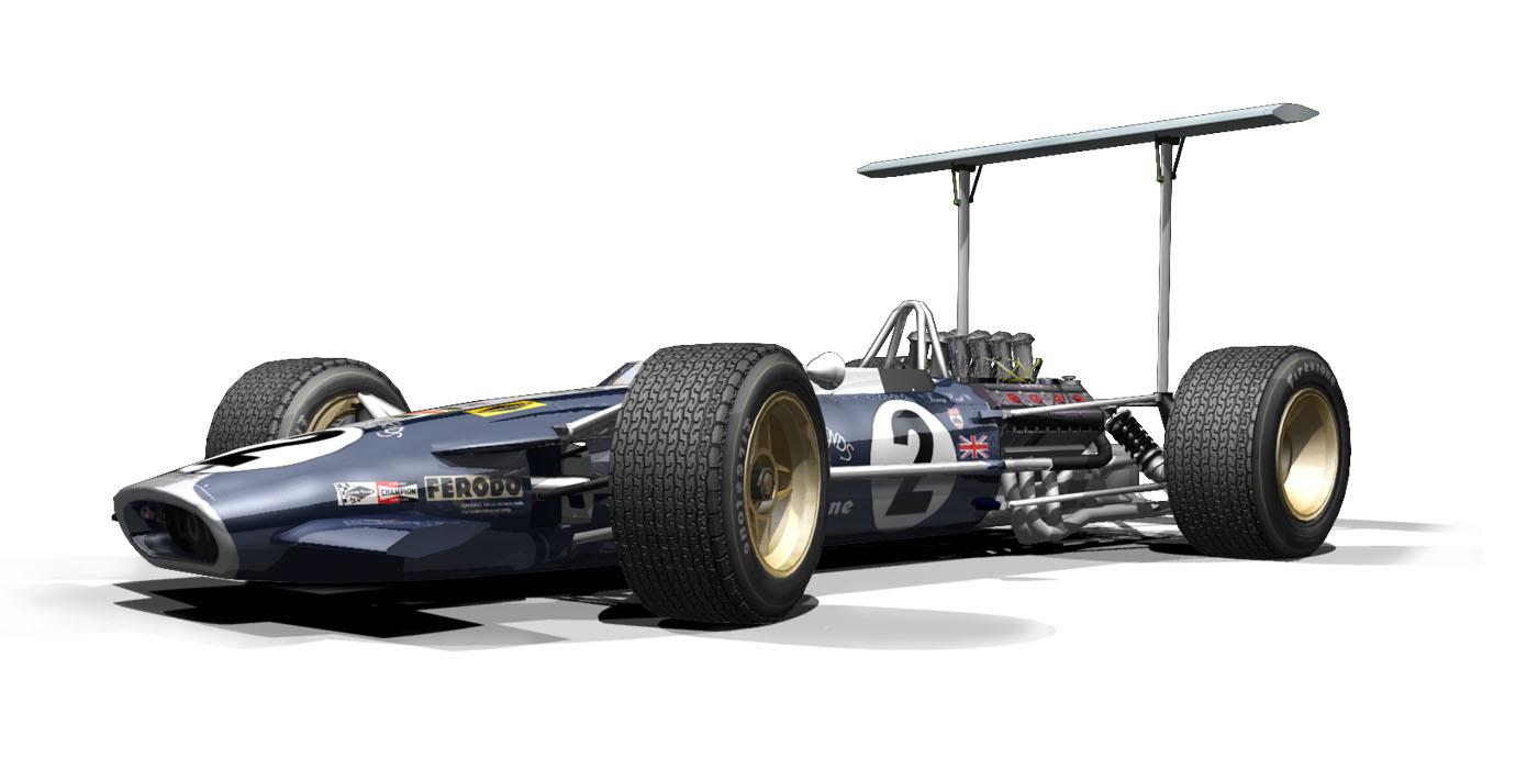 Racing Legends Motor Racing Simulator
