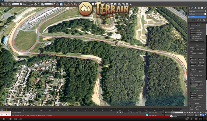 Terrain « MegaFiers