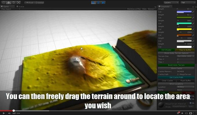 Mega Terrain (Beta) « MegaFiers