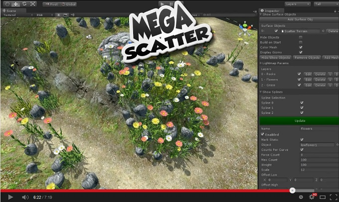 Scatter Tutorial 2
