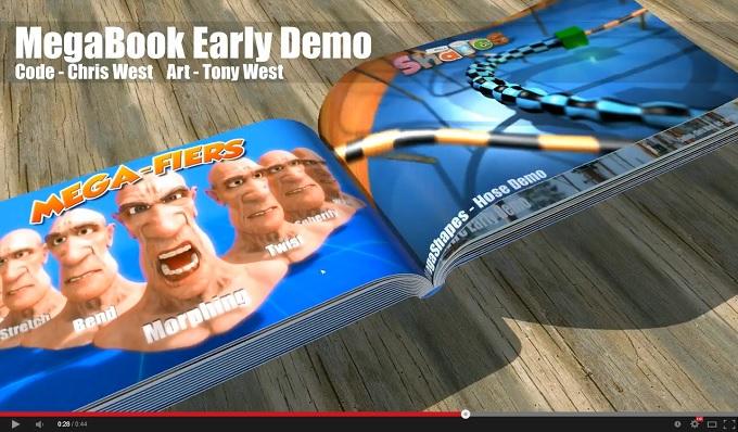 MegaBook Video
