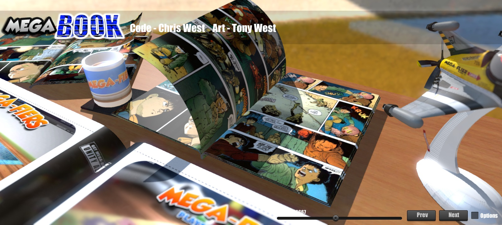 MegaBook « MegaFiers