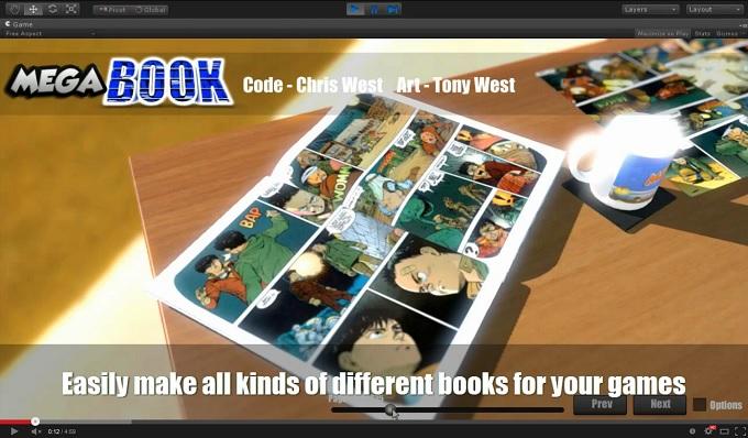 MegaBook Intro