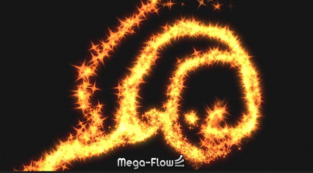 MegaFlow Particles