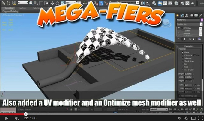 MegaCache Object « MegaFiers