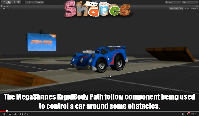 Rigid Body Path