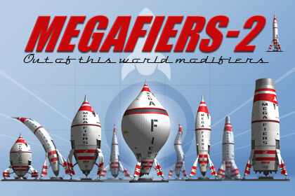 MegaFiers - 2 Single Seat